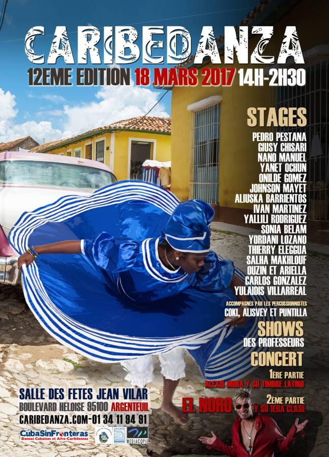 caribedanza-flyers-el-noro-2017-recto